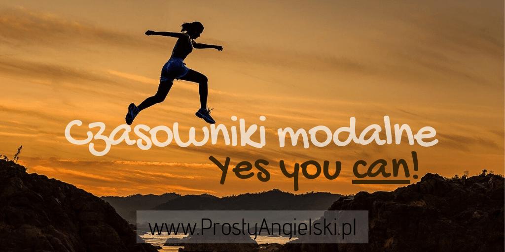 czasowniki modalne w angielskim