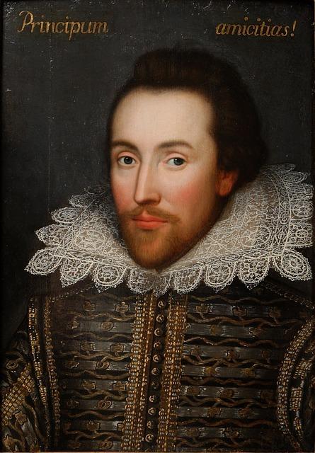 shakespeare niepytał czyangielski jest prosty